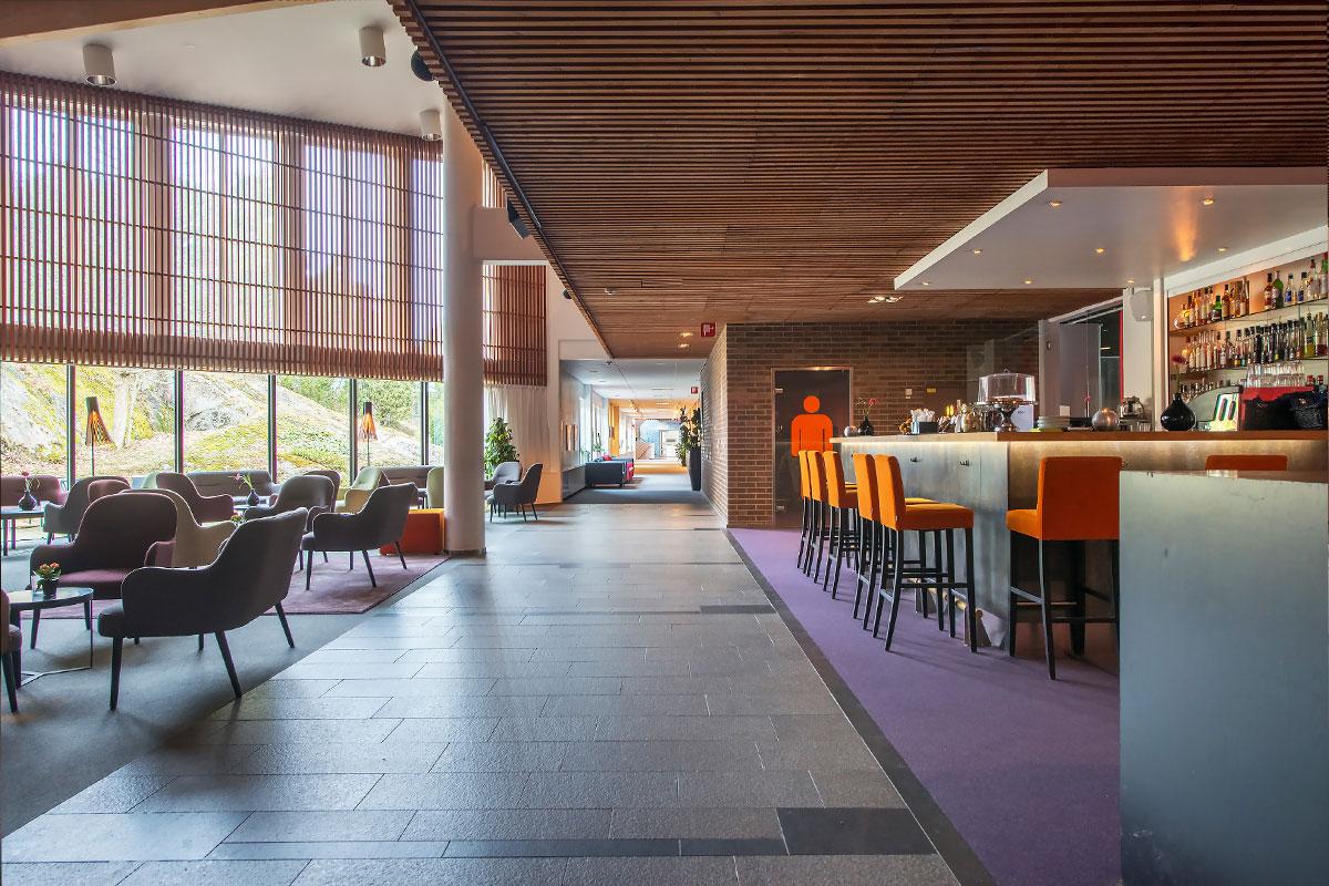 Bild pa lobbyn pa Vann Spa Hotell och Konferens - Spahotell i Bohuslan