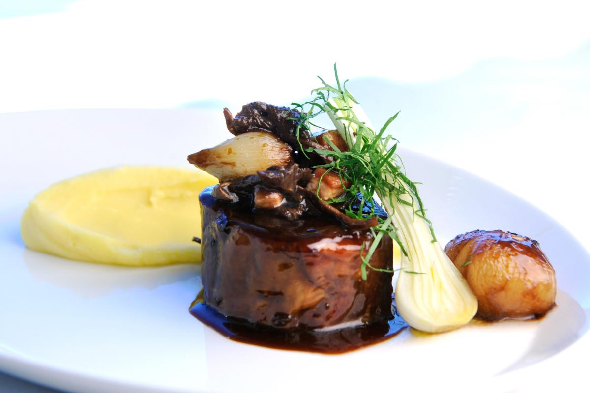 Mat och middag på Vann Spa Hotell och Konferens - Spahotell i Bohuslän