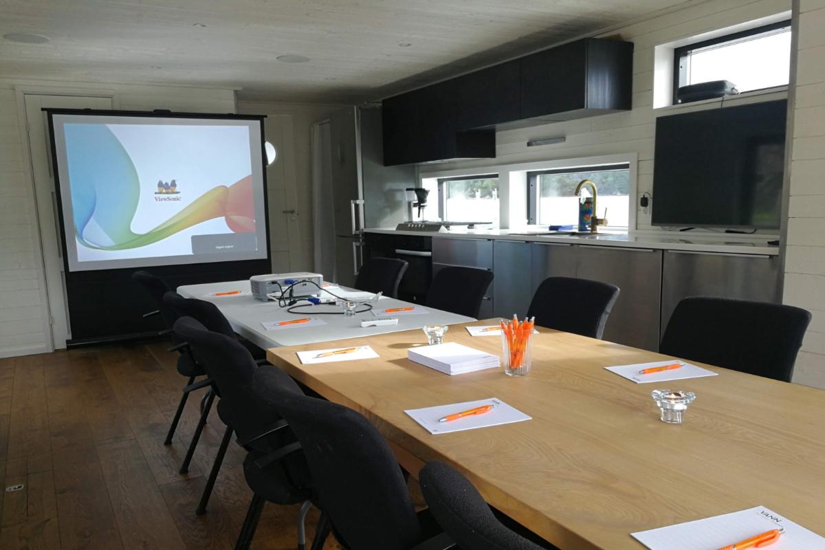 Flytande konferens som konferensaktivitet på Vann Spa Hotell och Konferens - Spahotell i Bohuslän