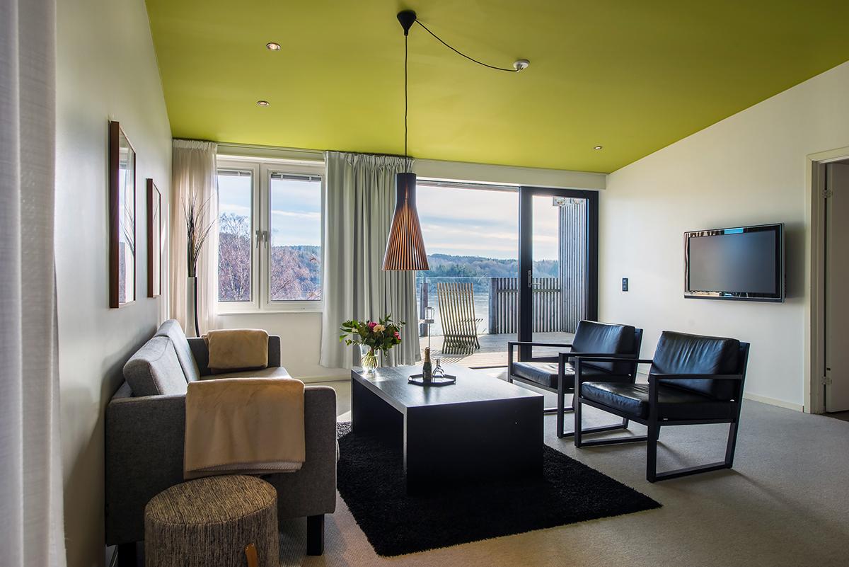 Svit badrum pa Vann Spa Hotell och Konferens - Spahotell i Bohuslan