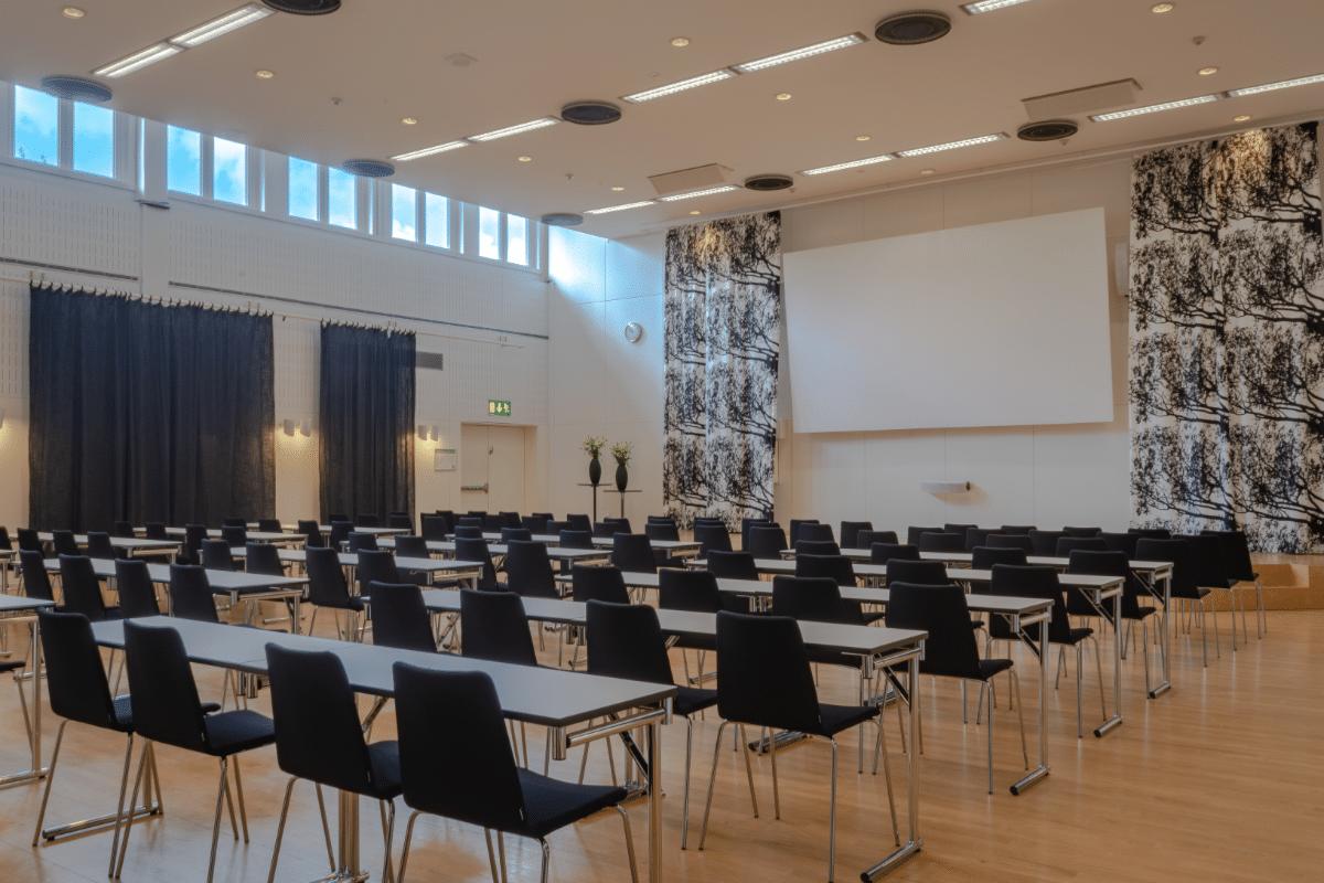 Gullmarssalen konferenslokal pa Vann spa hotell och konferens