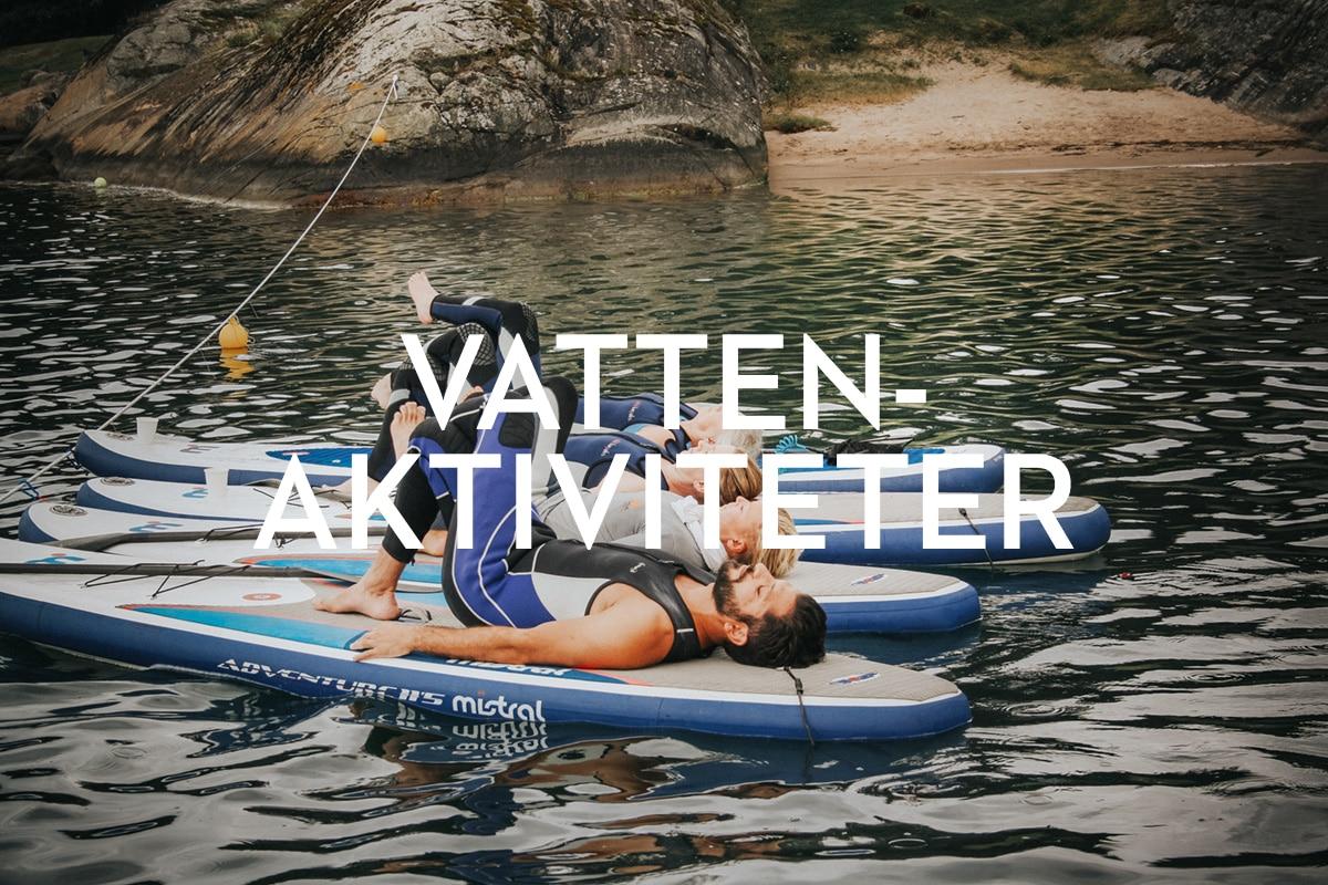 vattenaktiviteter